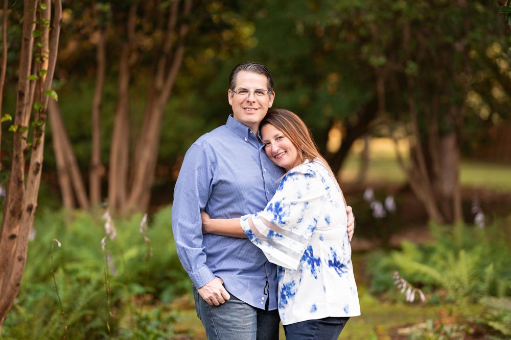 Couple portraits Pinehurst Makana Photography Aberdeen Southern Pines Weymouth Wedding photographer