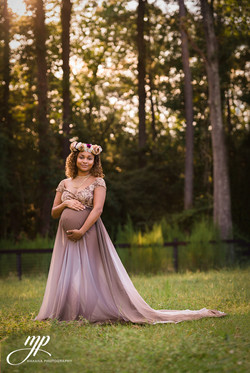 Southern Pines maternity photos
