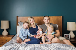 Southern Pines newborn lifestyle