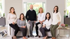 Real Estate Company Headshots and Branding Session, Pinehurst