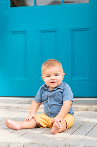 Southern Pines family pictures downtown family photographer