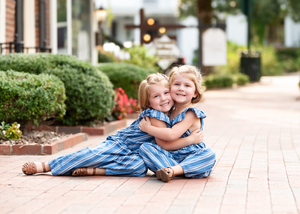 Southern Pines family pictures downtown family photographer  Pinehurst photography