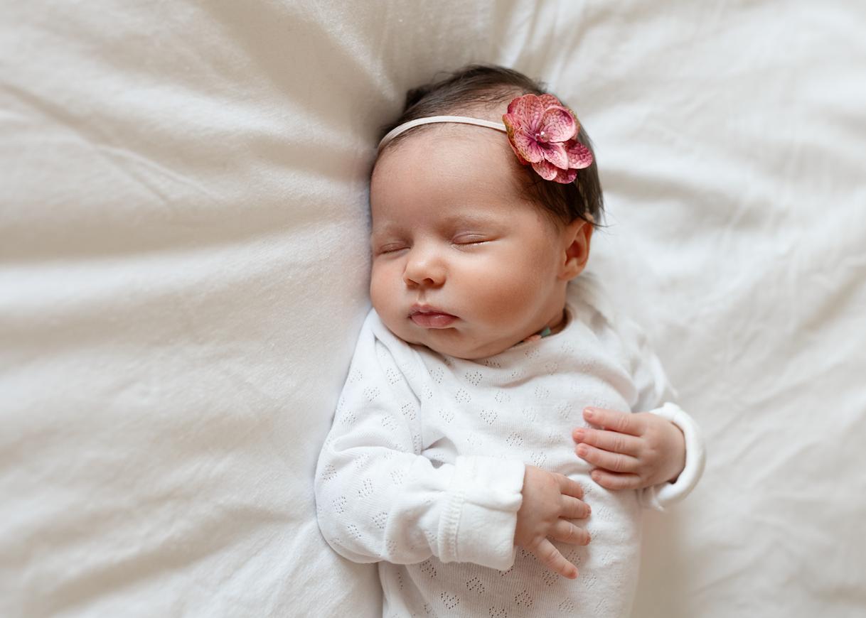 Pinehurst newborn lifestyle session