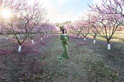 Fayetteville maternity photographer