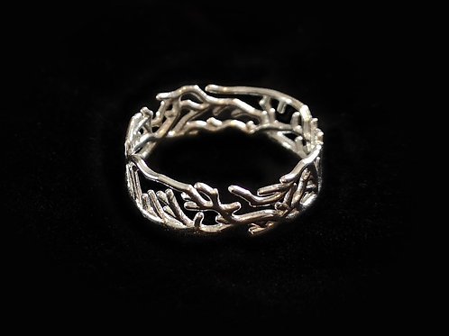 Ring - Sterling Silver - Rooted Collection
