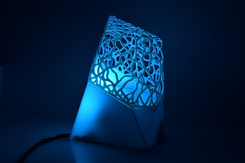 Rooted Crystal Lamp