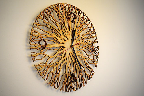 Rooted Clock