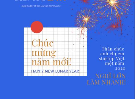 Startup Việt 2020, nghĩ lớn rồi, làm nhanh lên!