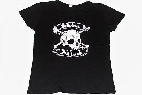 """T-shirt """"Metal Attack"""" homme"""