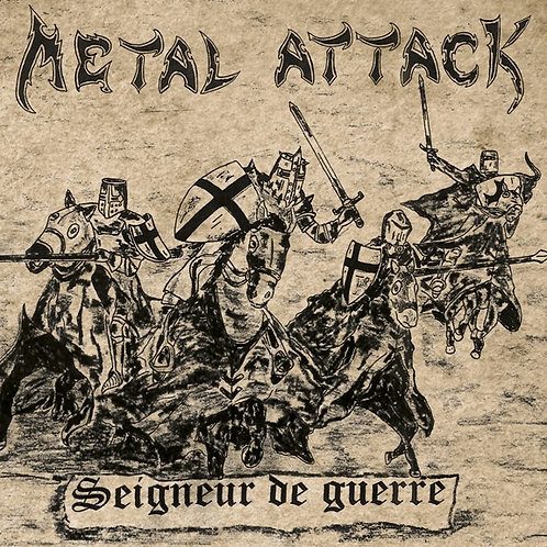 """Démo METAL ATTACK """"Seigneur de guerre"""""""