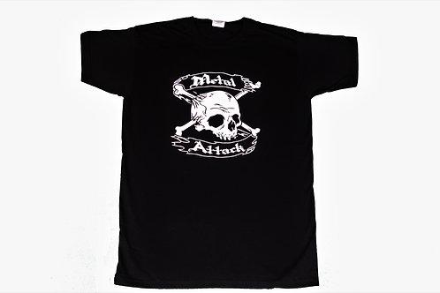 """T-shirt """"Metal Attack"""" femme"""