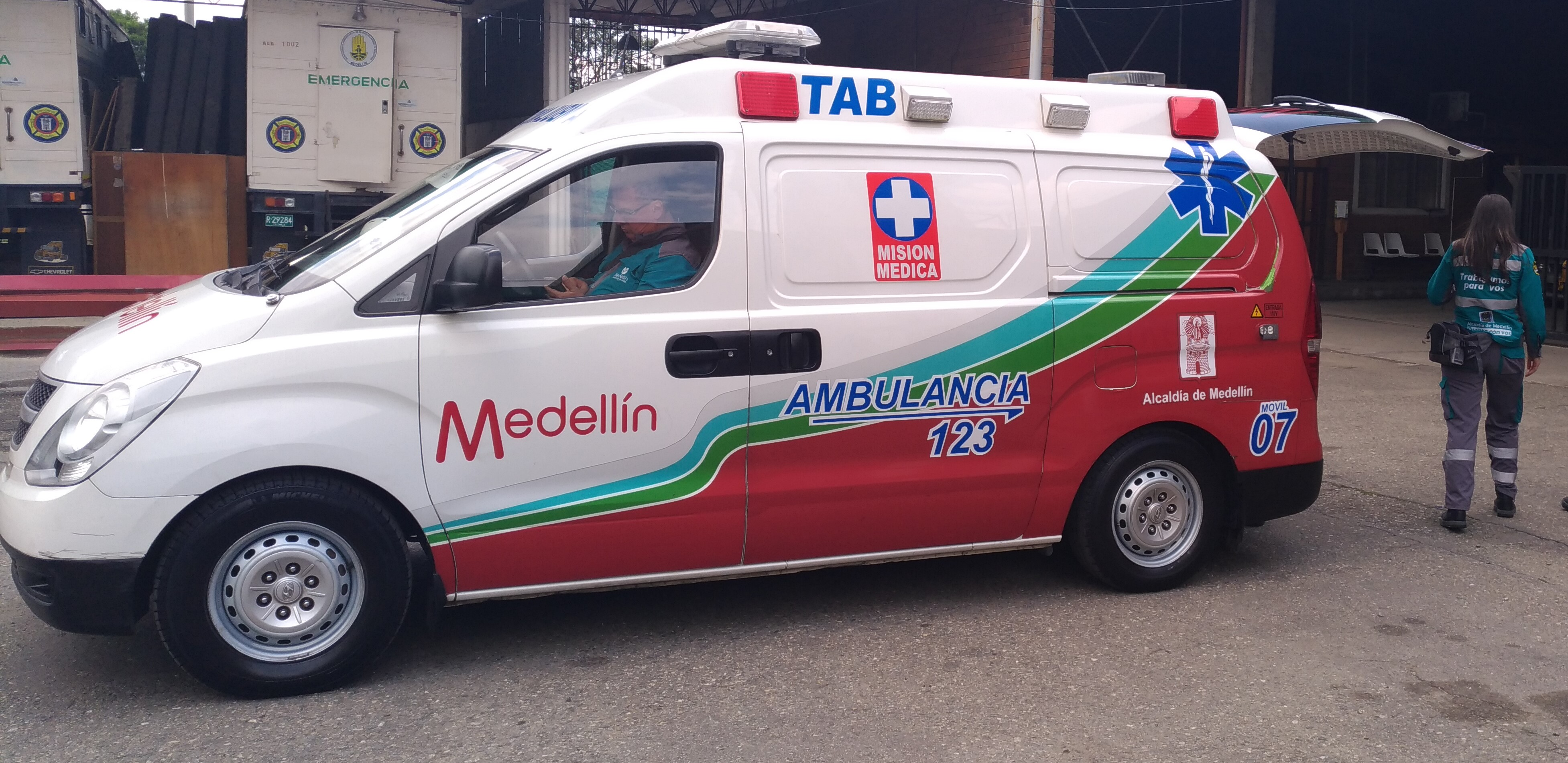 Medellin EMS - COLOMBIA