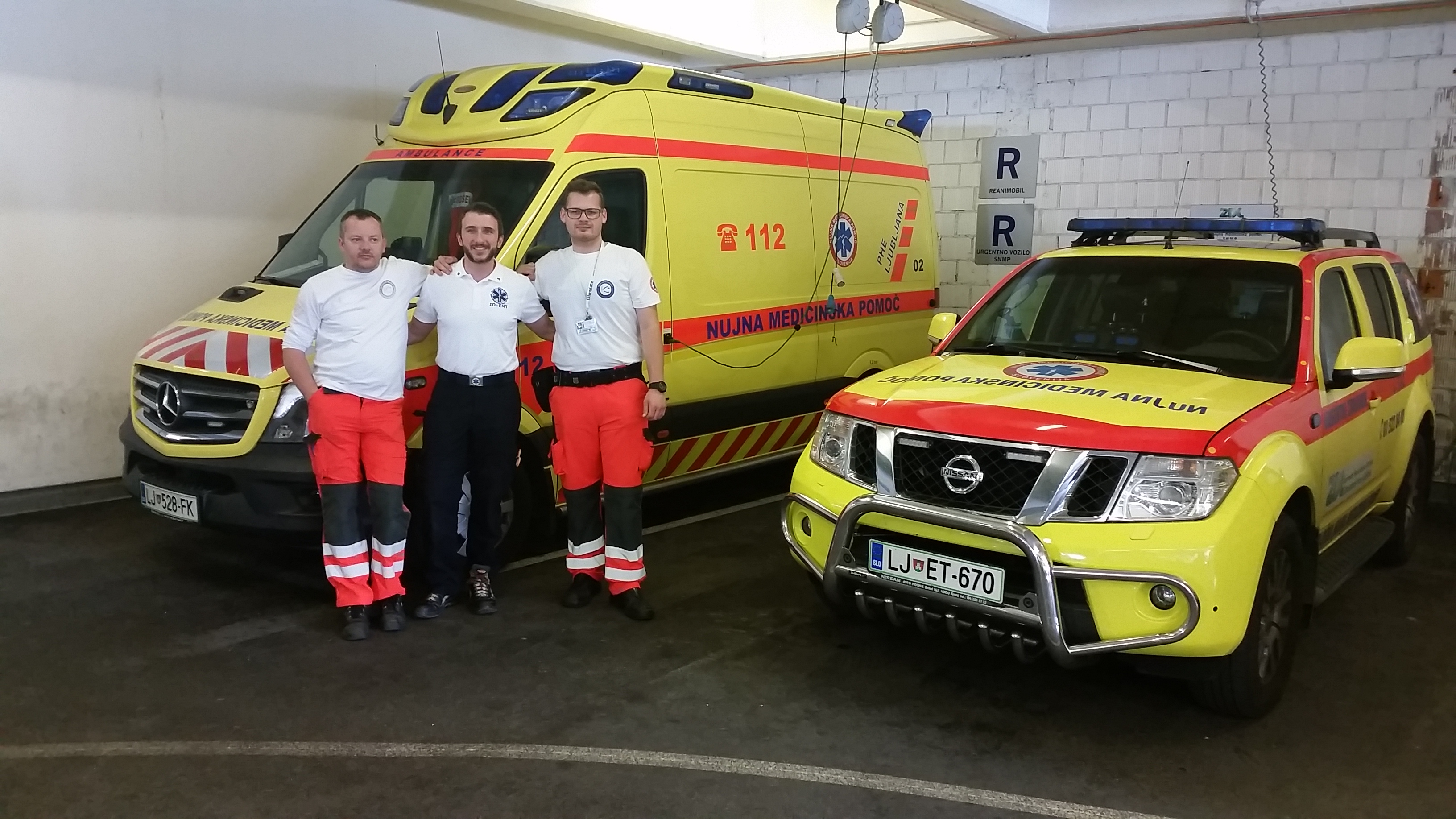 KCL EMS - Ljublijana (Slovenia)