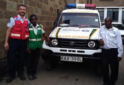 St John Ambulance Kenya