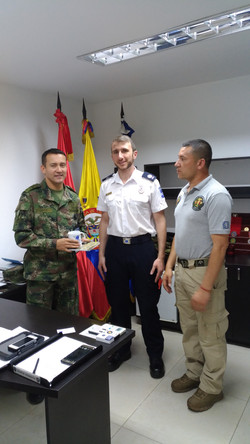 7h Batall. Army Aviation - COLOMBIA