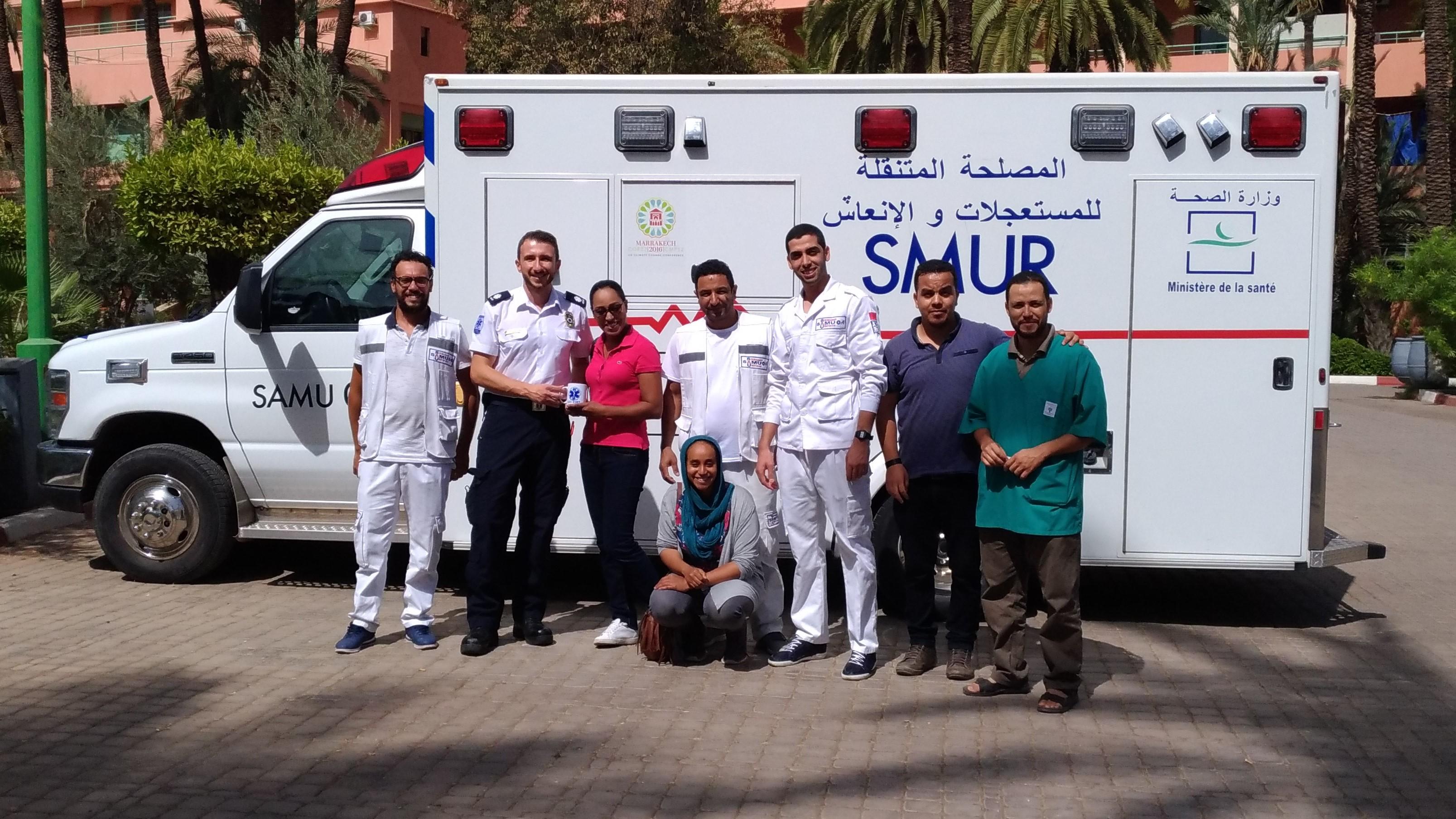 Marrakech EMS - MOROCCO