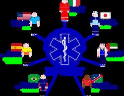 Global network of EMTs