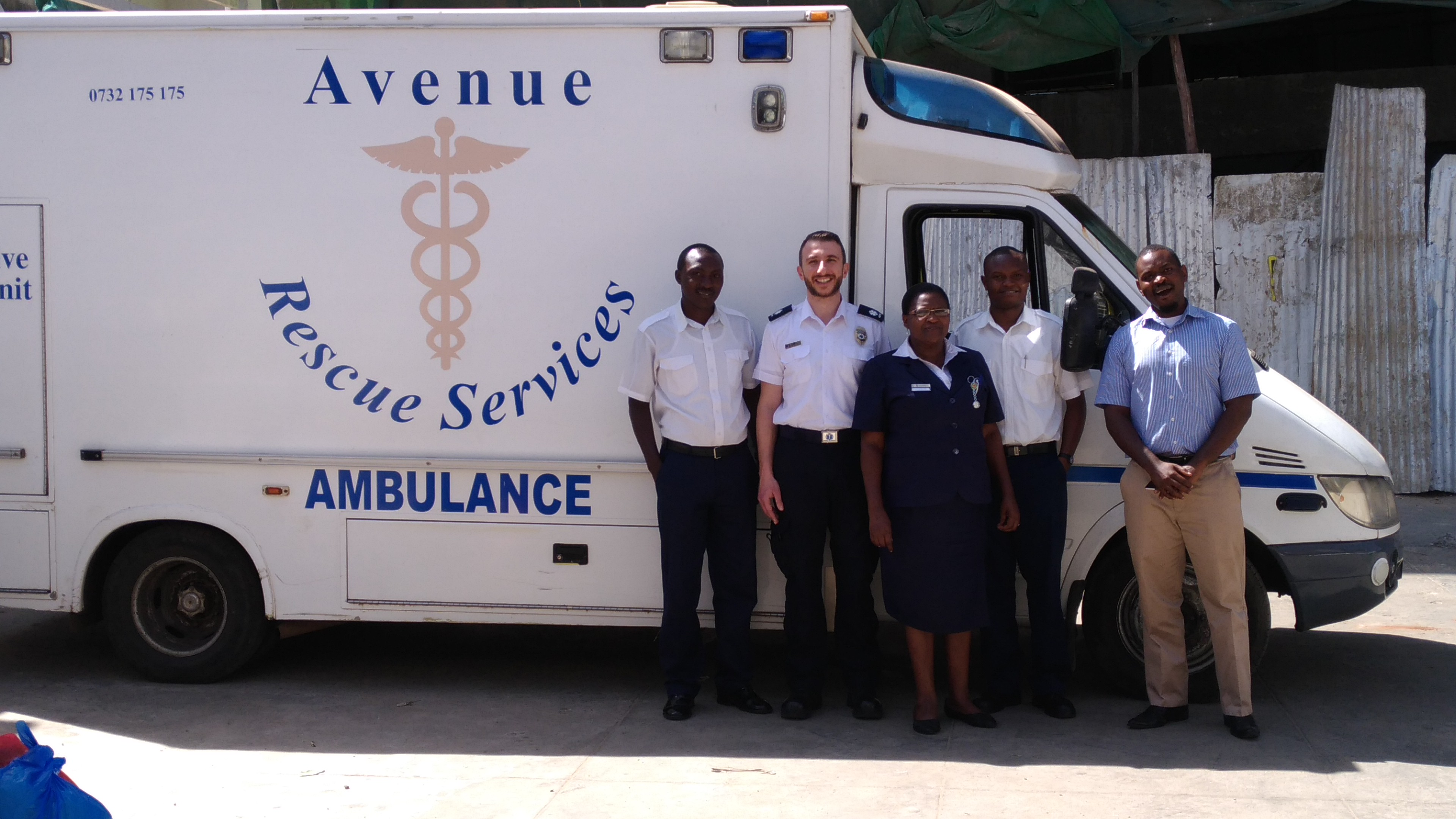 Avenue Rescue Services - Nairobi