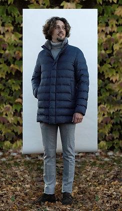 HERNO CASHMERE SILK COAT