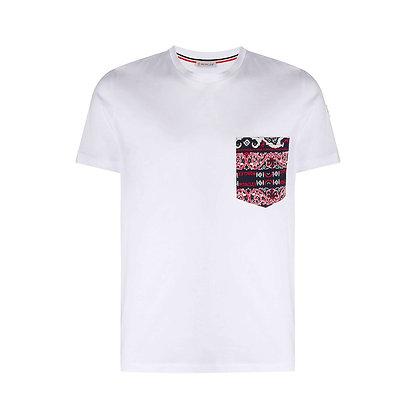 Moncler Printed Pocket T-shirt