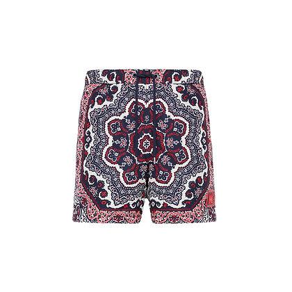 Moncler Printed Swim Shorts