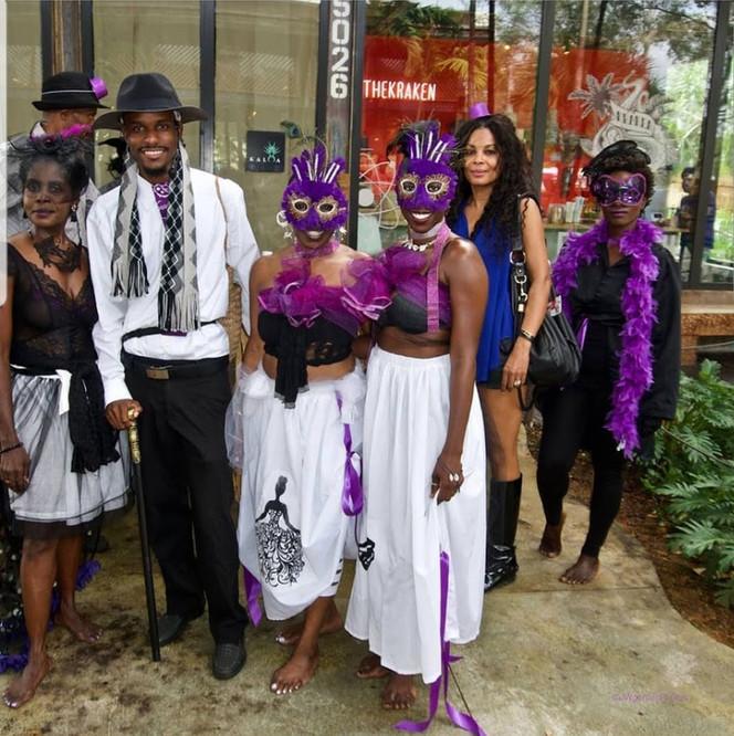 La Perle De Miami: Vodou Tour