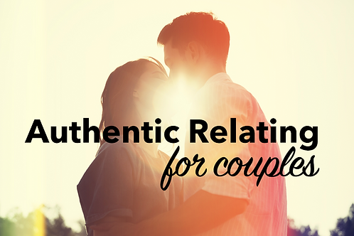 Authentic Relating for Couples Workshop