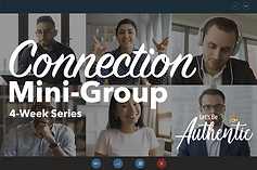 Connection Mini-Group 4-Week Series