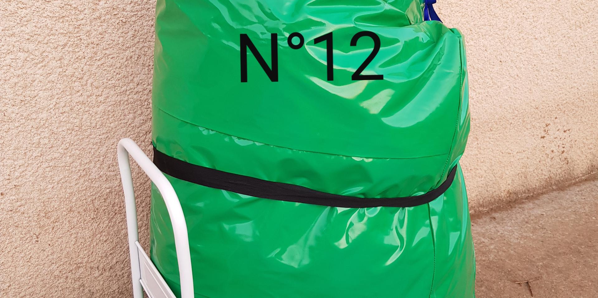 Structure N°12 (conditionnement)