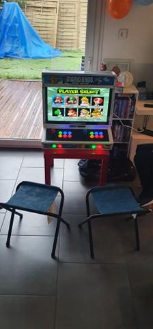 Borne d'arcade (situation réelle 3)