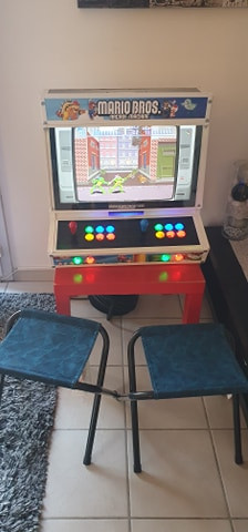 Borne d'arcade (situation réelle 2)