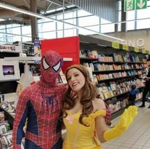 Nos super héros