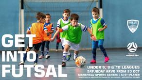 Summer Futsal League Launched
