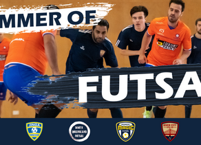 The Summer of Futsal is Coming!!