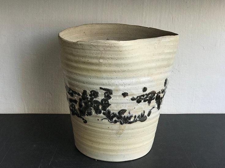 限量版:墨水飛濺花瓶