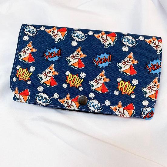 手工柯基包 Handmade Corgi Bag