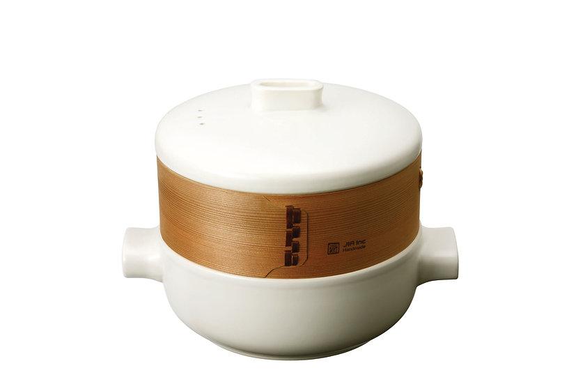 Steamer set - Personal Set (Steamer Pot + 1 Basket)