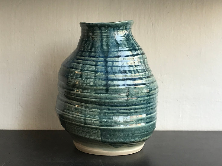 Limited Edition: Green Vase