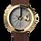 Thumbnail: 4D Concrete Watch Automatic - Signature Edition Brass Look