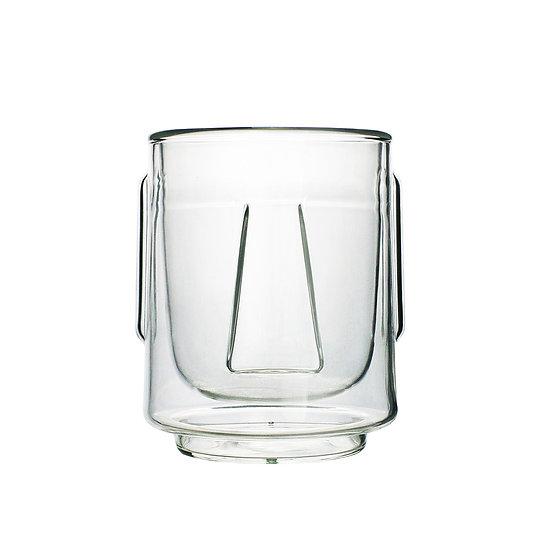 Moai Double - Clear  摩艾雙層杯-清透
