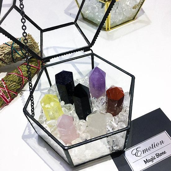 七色水晶盒