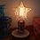 Thumbnail: 大星星愛迪生燈泡木枱燈