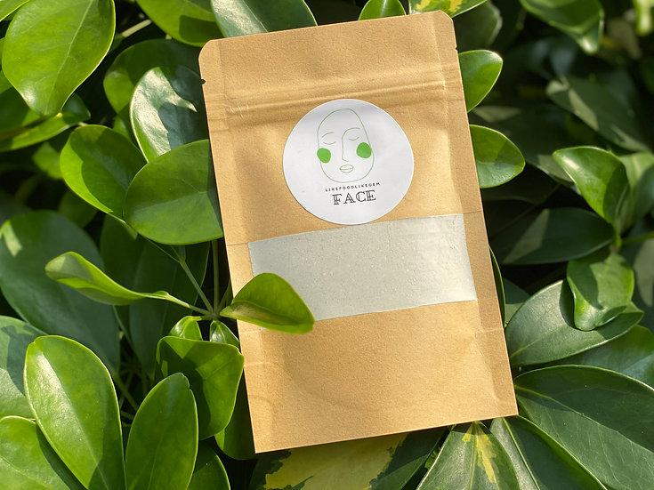純素天然洗面面膜粉 (30g)