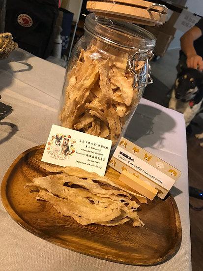 自家製寵物食品 - 泰國野生鱷魚肉