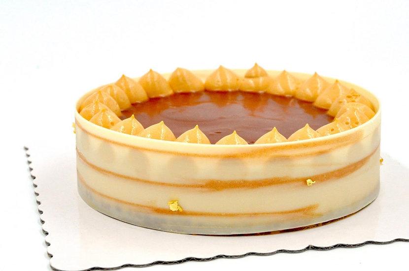 Caramel Cheesecake  焦糖芝士蛋糕