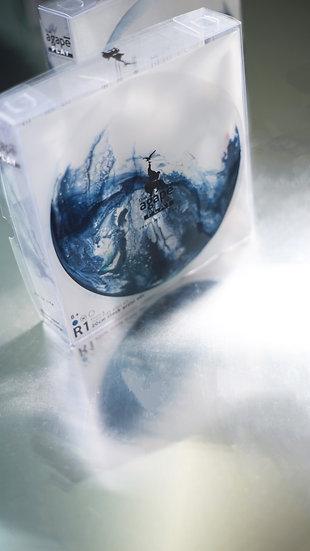 agapePLAY - resin art set R1 / R2 / R3 (Theme Color + White + Transparent)