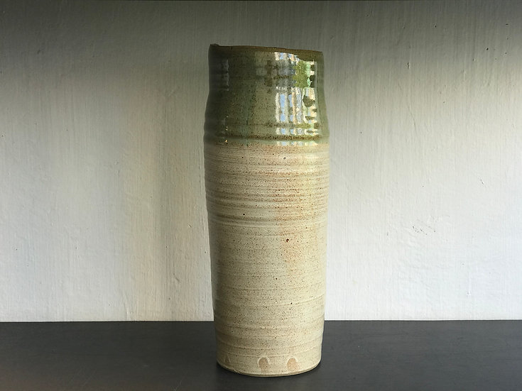 Limited Edition: Green Cylinder Vase