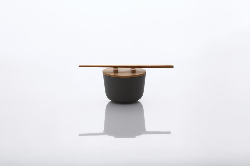 Kkini Bowl & Chopsticks set (Bowl * 2 &  Chopsticks * 2)