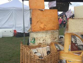 Thame Food Festival - CHEESE