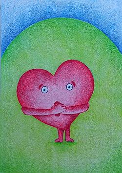 geschrokken-wig.jpg Trauma, een traumatische gebeurtenis, zet je onder spanning. Het zorgt voor nood en paniek.